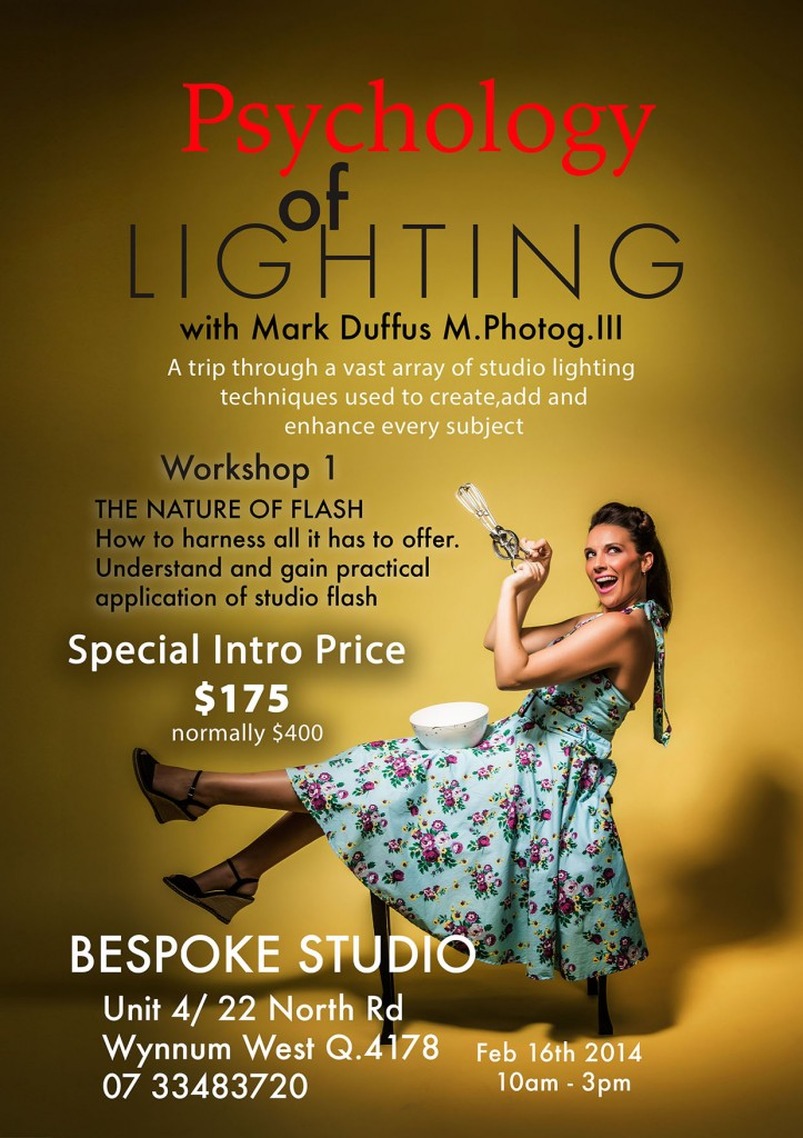 Phsycology of lighting workshop