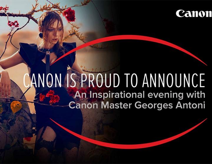 Canon Master Georges Antoni 16/04/14