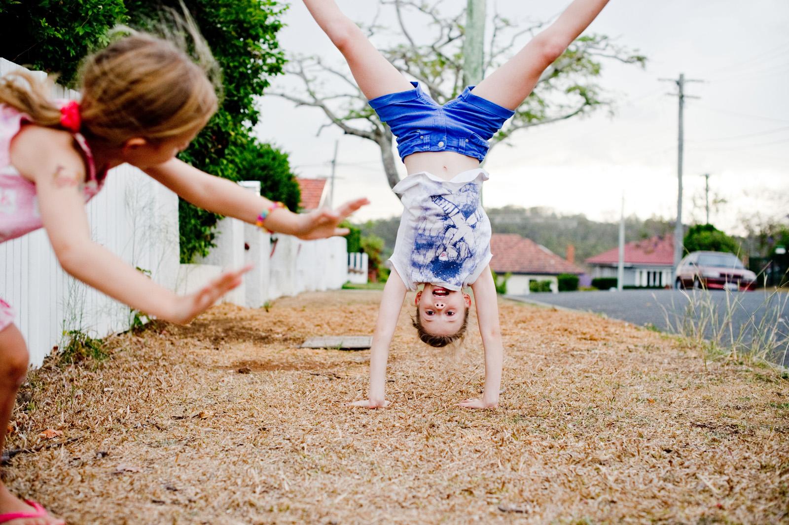 Australian Kids Play Project by Lannie